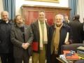 Visita alla biblioteca Nazionale, ospiti di Giancaspro