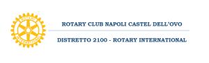 LOGO ROTARY NAPOLI CASTEL DELL'OVO