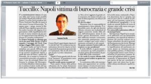 Intervista Tuccillo
