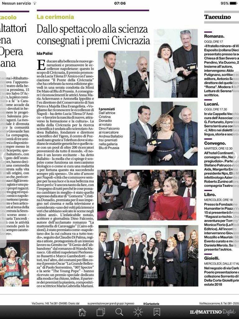 il_mattino_premio_civicrazia_2018