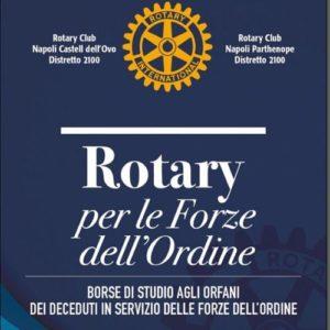 Progetto Rotary per le Forze dell'Ordine